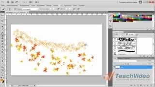 видео Как добавить кисти в Photoshop?