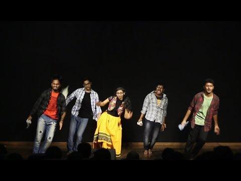 Daari Chudu | Jigelu Rani | Performance at Telca night 2018 | IIT Bombay