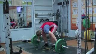 Коркин Данил, 14 лет, вк 77 Рывок 37 кг  Личный рекорд! Новичок