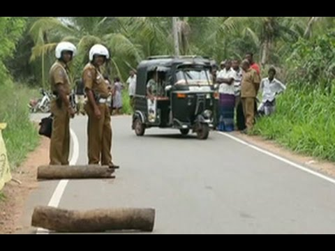 Explosives recovered from drain in Kuliyapitiya