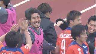 2018年3月25日(日)に行われた明治安田生命J2リーグ 第6節 新潟vs徳...