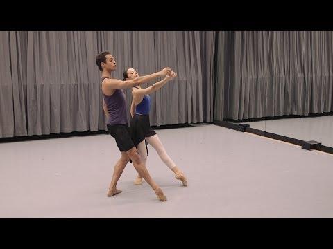 dating ballet dancers