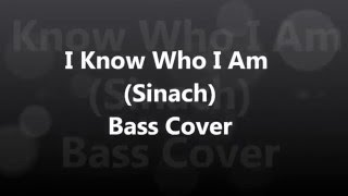 I Know Who I am - Sinach (bass cover)