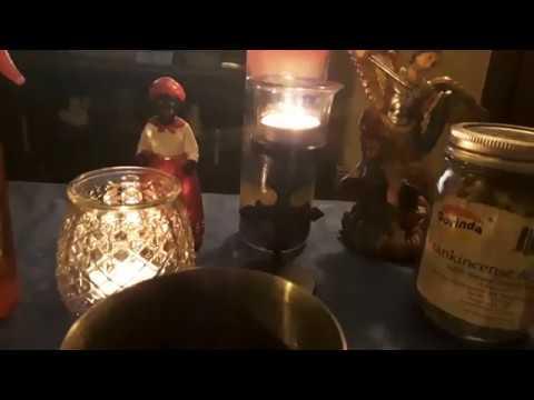 Hoodoo/ spiritual bath floorwash blessing ritual part 3 (final)