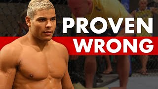 10 UFC Rejects That Proved Everyone Wrong