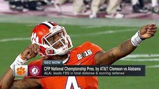 Who has the edge: Alabama defense or Clemson offense?