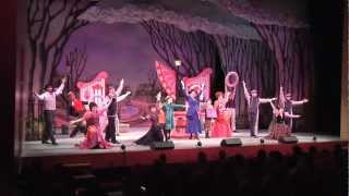 Mary Poppins Live On Stage