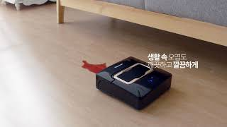 [PANASONIC Vaccum Cleaner] 물걸레…