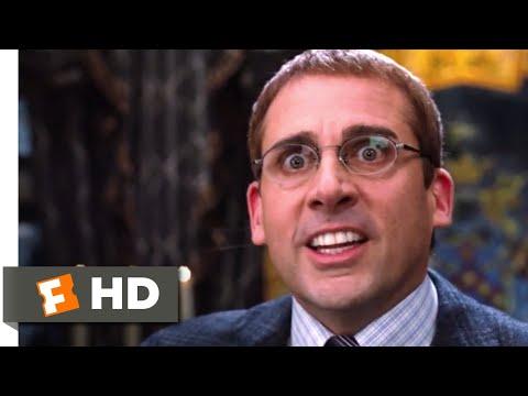 Dinner for Schmucks (2010) - Mind Control vs. Brain Control Scene (9/10)   Movieclips