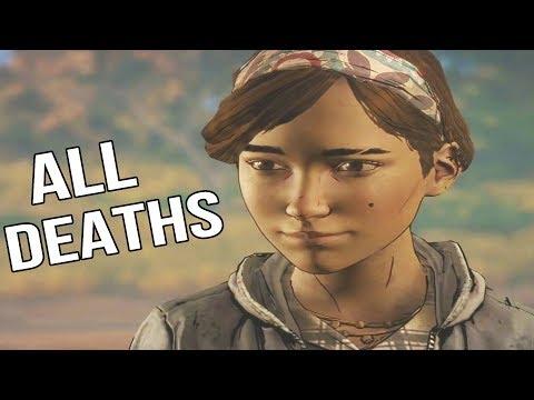 The Walking Dead Season 3 - All Deaths (All deaths in season 3)