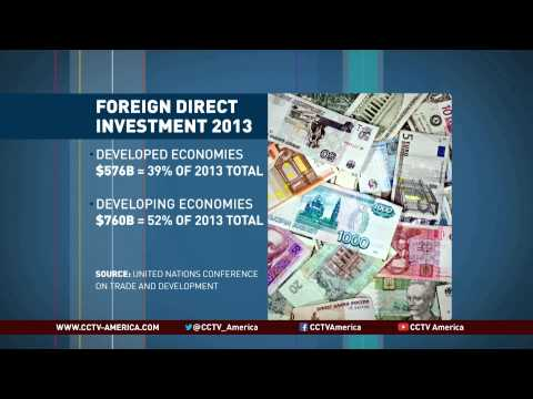 UN: Jump in Foreign Investment in Developing Economies