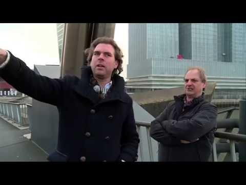 Martin van Waardenberg bij Pow over Rotterdam