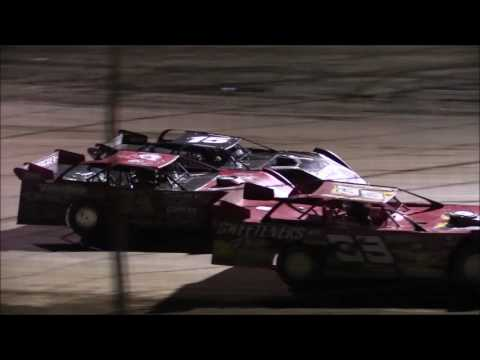 Round #2 Heat #5 from Portsmouth Raceway/Dirt Track World Championship, 10/14/16