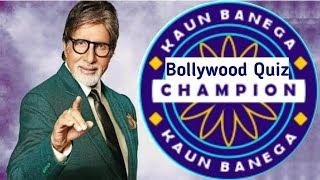 Bollywood quiz || Bollywood party quiz game.