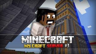 ماين كرافت: ماي كرافت - Minecraft: MyCraft - #3 - البرج