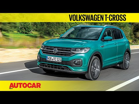 Volkswagen T-Cross   First Drive Review   Autocar India