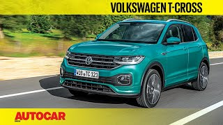 Volkswagen T-Cross | First Drive Review | Autocar India
