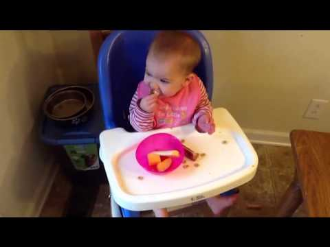 Our Journey With Baby Led Weaning