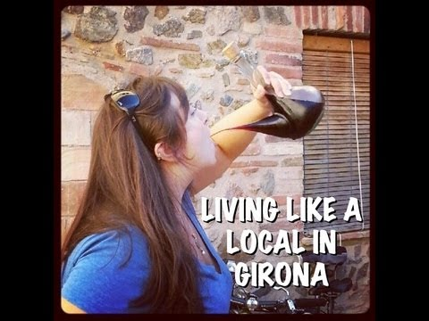 Living like a local in Girona, Catalonia, Spain