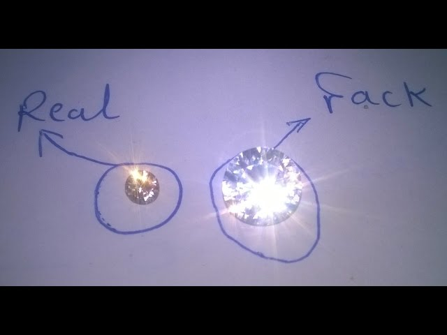 How To Tell If A Diamond Earring Is Real Answered