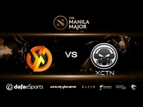 Signature.Trust VS XctN Bo2 - The Manila Major 2016 - Qualifiers - Caster : RoCkLEE [Thaicaster]