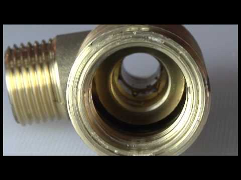Tap Washer Replacement explanation video by Doust Plumbing - YouTube