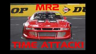 Toyota MR2 SW20 Time Attack