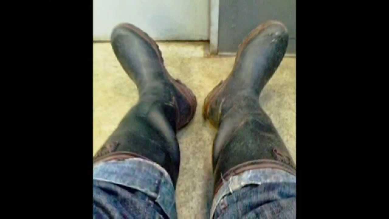 my new aigle parcours 2 vario wellington boots