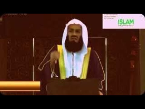 Brothers and sisters Do not waste your time Mufti Ismail Menk