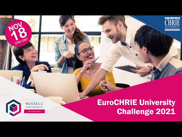 EuroCHRIE University Challenge 2021 Q&A Session