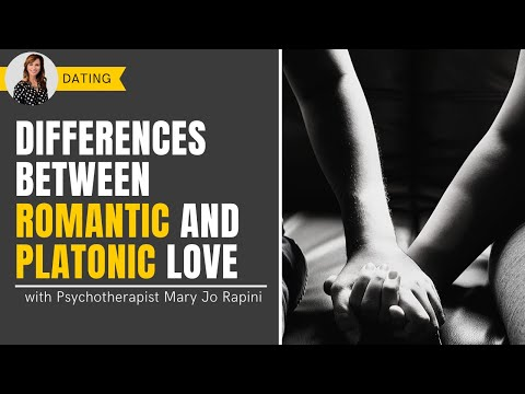 The Differences Between Romantic And Platonic Love
