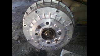 Замена  тормозных  цилиндров на ВАЗ 2114-2115  и задних тормозных колодок (Самара)