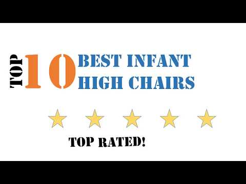 Best Infant High Chairs