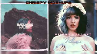 Download Halsey & Melanie Martinez - Castle / Dollhouse Mashup MP3 song and Music Video