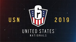 Rainbow Six: US Nationals - 2019 | Stage 3 | Western Conference Finals | Ubisoft [NA]