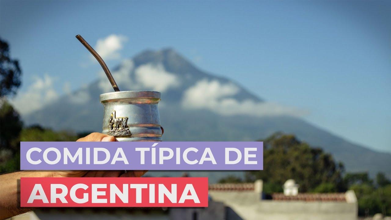 Comida típica de Argentina 🇦🇷 | 10 Platos que debes probar