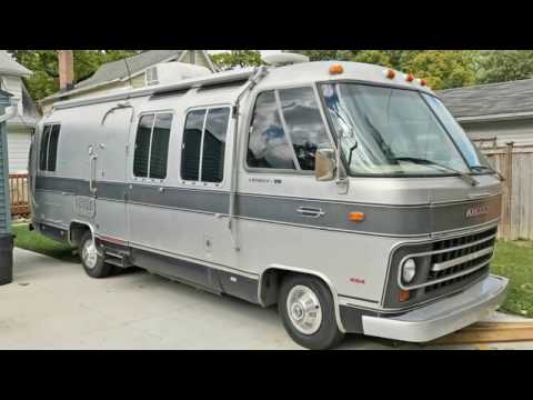 1975 ARGOSY Motorhome 26' Center Bath