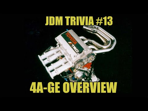 4AGE Overview [JDM Trivia]