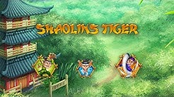 Shaolin's Tiger by Tom Horn