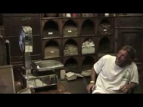 The old Spice shop in Egypt: travel, food and culture with Franco