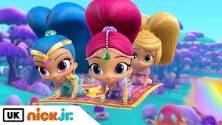 Shimmer and Shine | Carpet Troubles | Nick Jr. UK