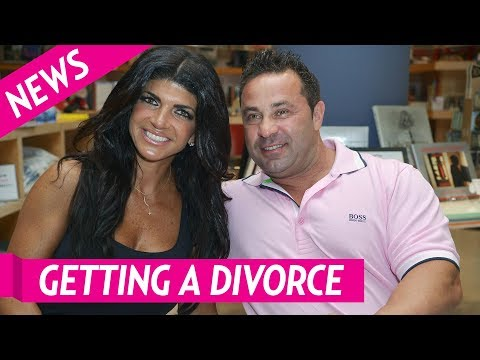 Teresa Giudice Has Started Divorce Proceedings To End Her Marriage to Joe Giudice