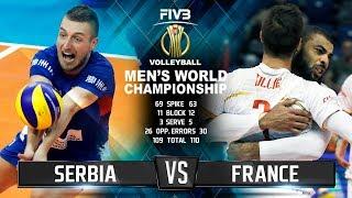 Baixar France vs. Serbia | Highlights | Mens World Championship 2018