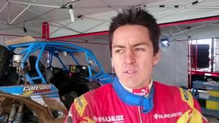Gabriel Morales   Final Sábado   Rally Rota SC 2016