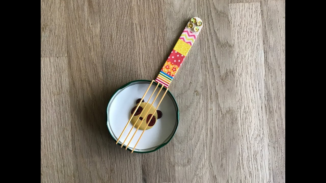 Поделки музыкальные инструменты своими руками для детей фото 904