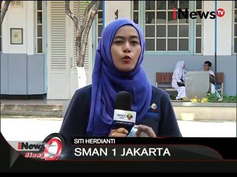 Live Report: Suasana hari pertama UN di SMA Negeri 1 Jakarta - iNews Siang 04/04