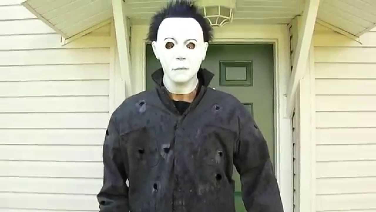 halloween resurrection michael myers costume lifesized