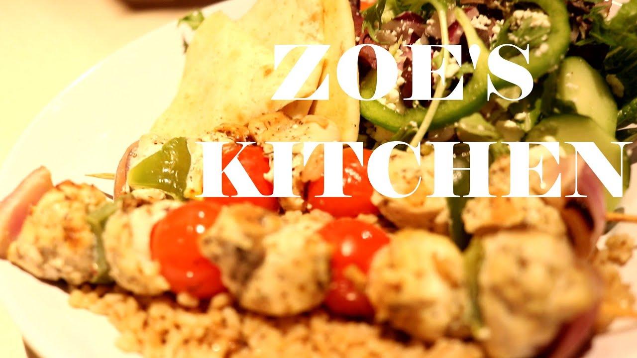 Zoes Kitchen Nutrition Fiestund