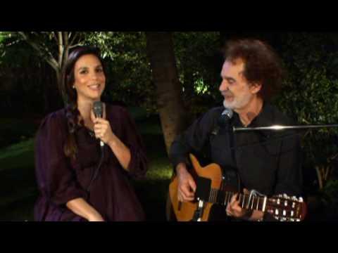 Renato Teixeira e Ivete Sangalo -- Romaria -- Vídeo Oficial