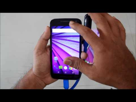[TOP 4] Moto G 3rd Generation - TIPS and TRICKS
